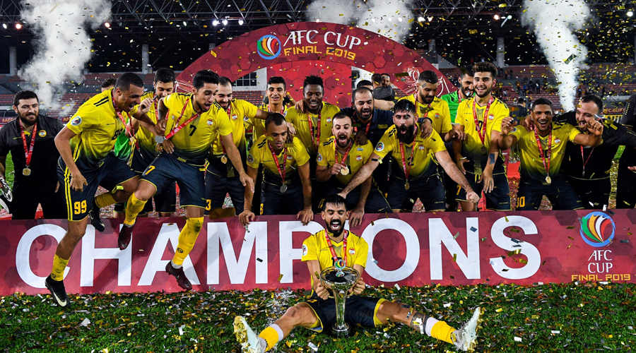 Thể thức thi đấu của AFC Cup