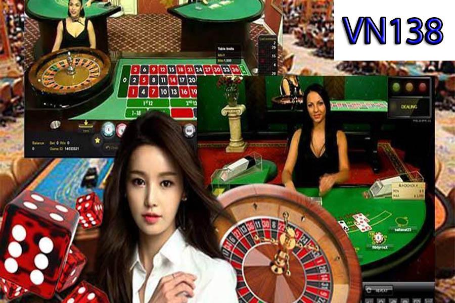 Trang mạng cá cược VN138 uy tin, chất lượng