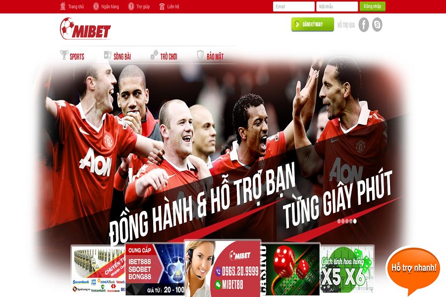 Giới thiệu về nhà cái cá cược thể thao uy tín, chất lượng Mibet