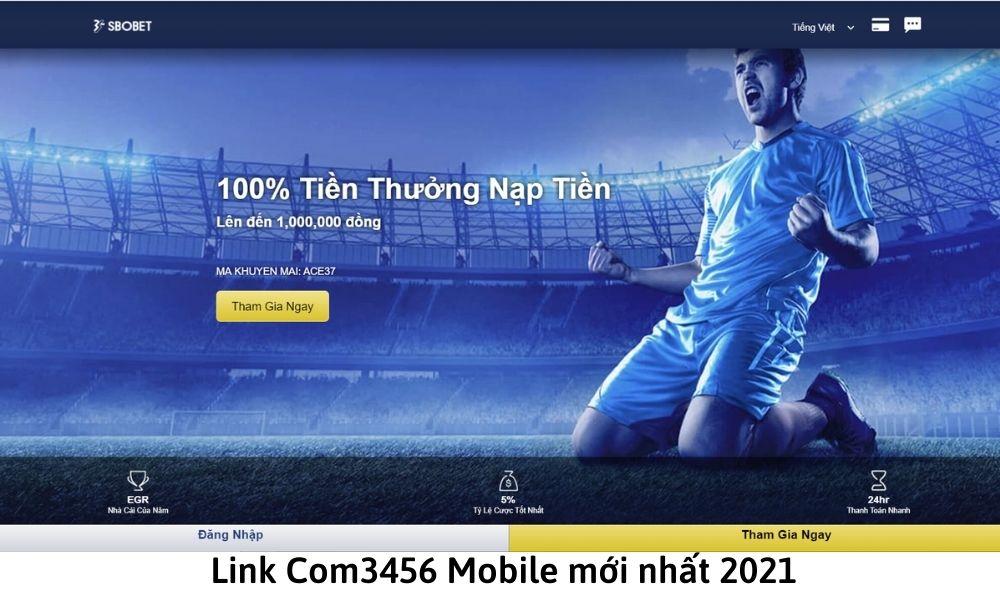 Link Com3456 Mobile mới nhất 2021